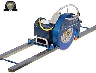 Blue Ripper Rail Saw - 3hp