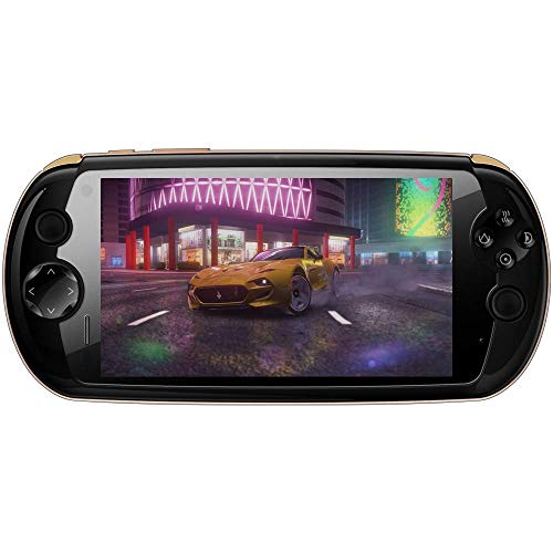 MOQi i7 Android Smartphone Gaming Handheld; Dual-SIM 4G Phone; 1080p 6-inch Screen; 5800mAH Fast Charging Battery; Android 7.1.1; Bluetooth 5.0; 4GB RAM/64GB ROM