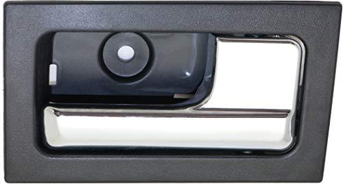 Evan-Fischer Interior Front Door Handle Compatible with 2009-2014 Ford F-150...