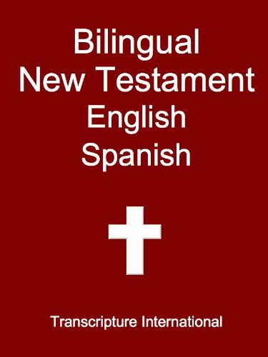 Bilingual New Testament English Spanish