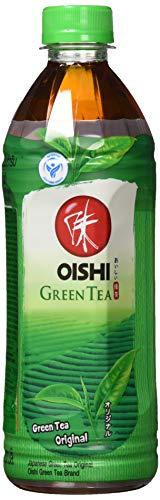 OISHI Grüner Tee Original, 24er Pack (24 x 500 ml)