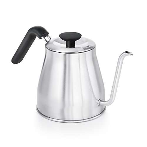 OXO BREW Pour Over Kettle,Silver,