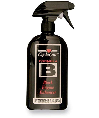 Cycle Care Formulas Formula B Black Engine Enhancer - 16oz. Spray 44016