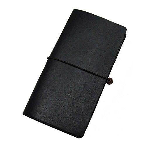 HIGHCAMP (ハイキャンプ) ハンドメイド 多機種対応 iPhoneSE 本革 スマホケース 手帳型 ブラックネイビー ...