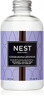 NEST Fragrances Reed Diffuser Refill Cedar Leaf & Lavender
