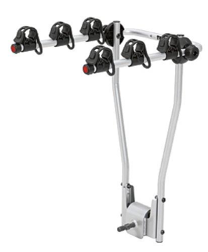 Thule HangOn 3, Portabicicletas básico y de fácil manejo (para 3 bicicletas).