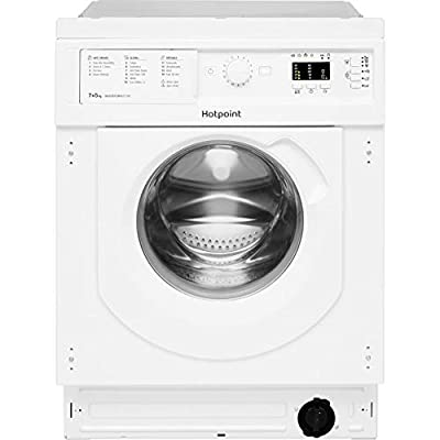 Hotpoint BIWDHG75148UKN 7kg Wash 5kg Dry 1400rpm Integrated Washer Dryer