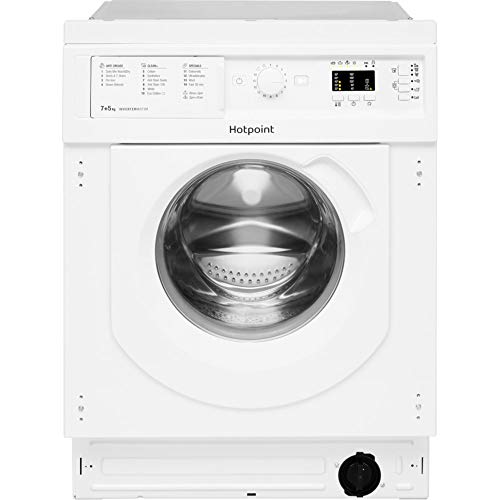 BI WDHG 75148 UK N 7kg Wash 5kg Dry Integrated Washer Dryers