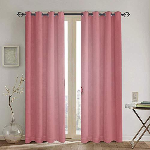 Cortinas de oscurecimiento con aislamiento térmico Bob Esponja SquarePants para habitación de niño, cortina opaca aislante térmico, 160 x 160 cm