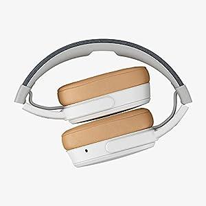 Skullcandy Crusher Wireless Over-Ear Headphone - Gray/Tan