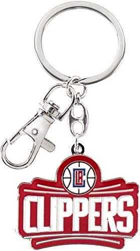 aminco NBA Los Angeles Clippers nba-kt-091–24schwere Schlüsselanhänger, eine Größe, Multicolor