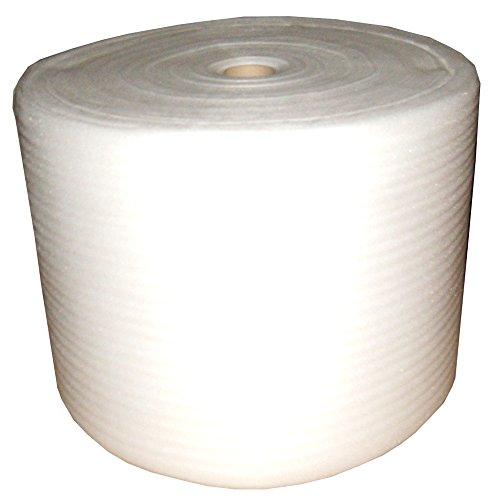 Preisvergleich Produktbild 1 Rolle Schaumfolie 100 cm x 100 m Trittschalldämmung 2 mm 100 m² - Laminatunterlage Parkettunterlage Dämmunterlage Schallschutz dimapax