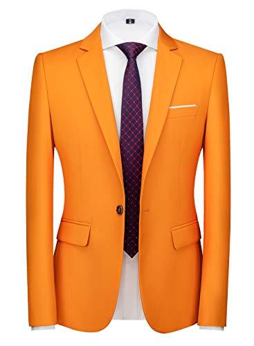 Mens Blazer Slim Fit Sport Coats 21…