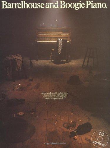 Barrelhouse and Boogie Piano. CD Edition