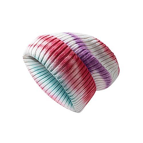 Sombrero Gorro Beanie Sombrero Hat Gorros Unisex Gorro De Punto De Invierno Gorro De Punto para Mujer Sombrero De Gorro