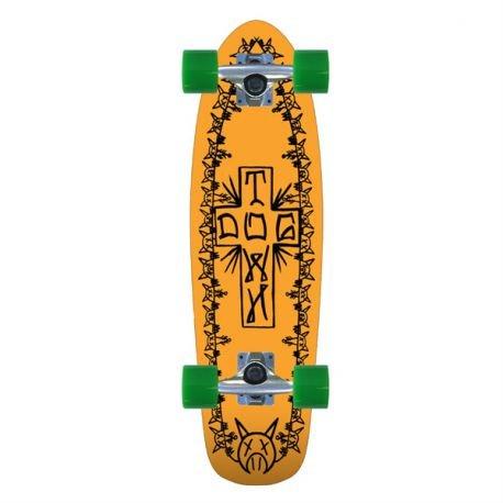 Dogtown Skateboard Locker Board Complete DGxST