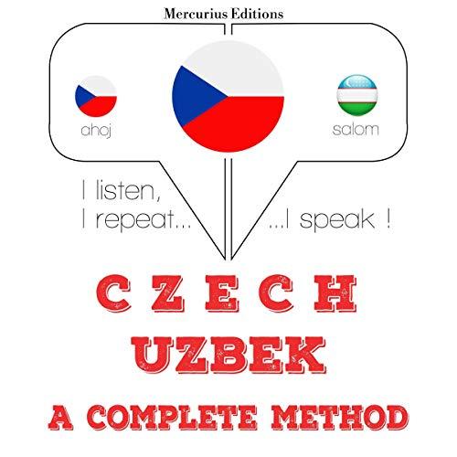 Czech - Uzbek. A complete method cover art