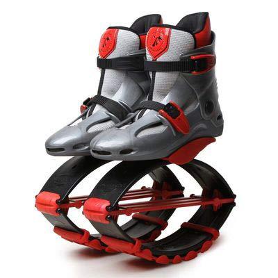 XIONGGG - Botas de correr unisex para niños y adultos, antigravedad, cómodas zapatillas para saltar, 2, 33~35