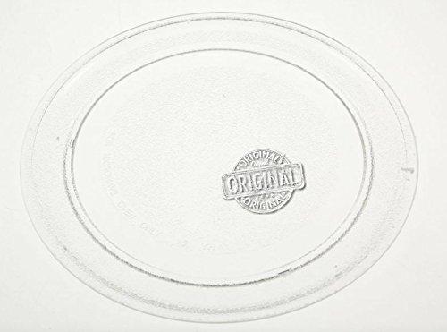 Whirlpool MWD120WH - Piatto Rotante in Vetro Originale per Forno a Microonde (Diametro 245mm)