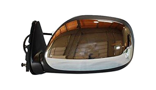 OE Replacement Toyota Tundra Driver Side Mirror Outside Rear View (Partslink Number TO1320190)