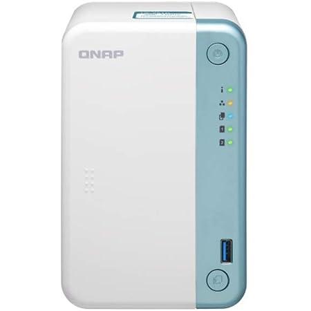 Qnap Ts 251d 4g Desktop Nas Gehäuse Mit 2 Schächten 4 Computer Zubehör