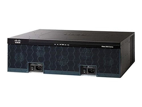 Cisco 3945 PSRE Bundle - Router - Sprach- / Faxmodul - GigE