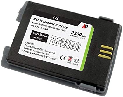 Artisan Power Ascom i75 It is very popular Phone Battery. Replacement Fees free Gray Extended