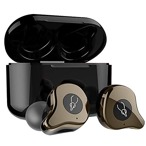 Domybest - Auriculares Bluetooth Sabbat E12 Ultra QCC3020 TWS Bluetooth...