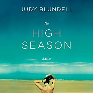 The High Season audiobook cover art