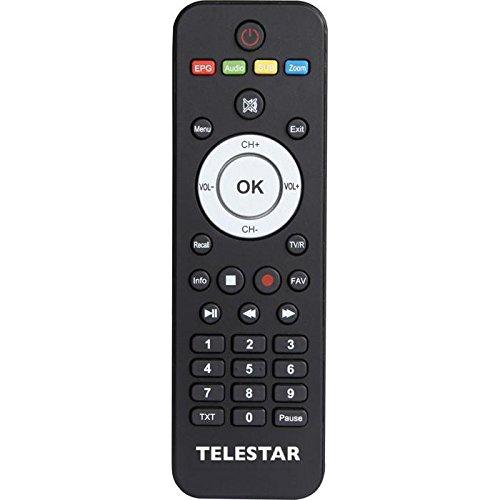 Telestar Fernbedienung für AHD 1000, schwarz