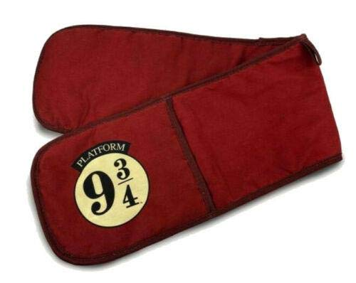 Cup Of Tees 9 3/4 Hogwarts Express Harry Potter Double Oven Gloves