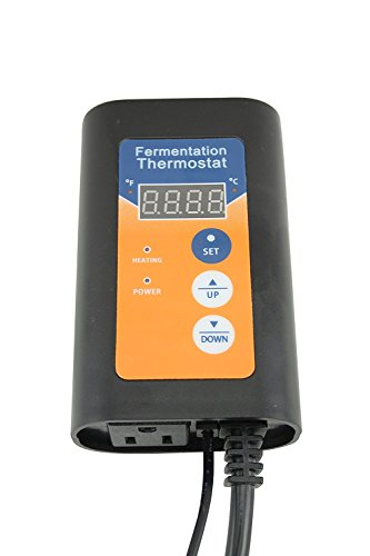 Fermentation Temperature Controller by The Weekend Brewer