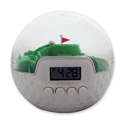 Eurowebb Réveil jeu balle de golf avec parcours