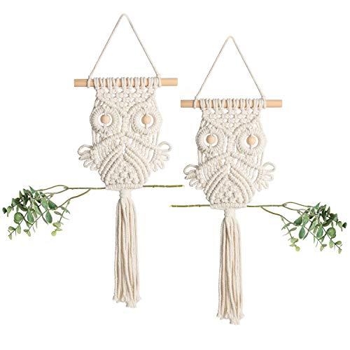 Owl Wall Hanging
