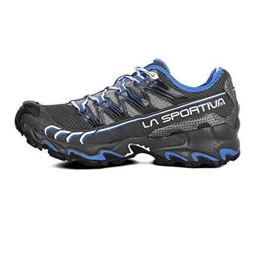 La Sportiva Ultra Raptor Woman, Zapatillas de Trail Running Mujer, Multicolor (Carbon/Cobalt Blue 000), 36 EU