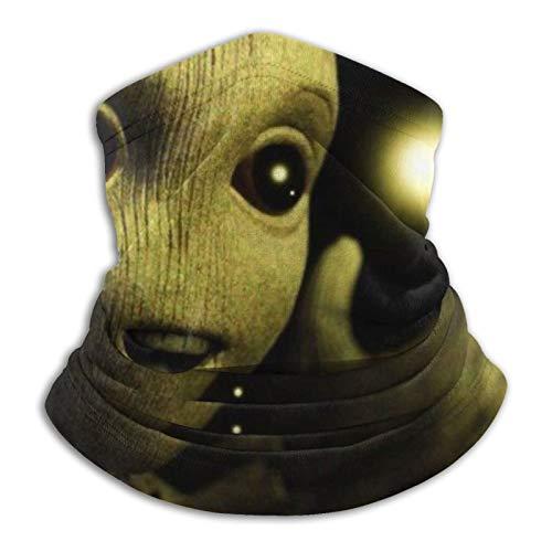 Custom made Pasamontañas para el cuello del bebé Groot, pasamontañas, máscara de esquí para clima frío, máscara de invierno sombreros para la cabeza