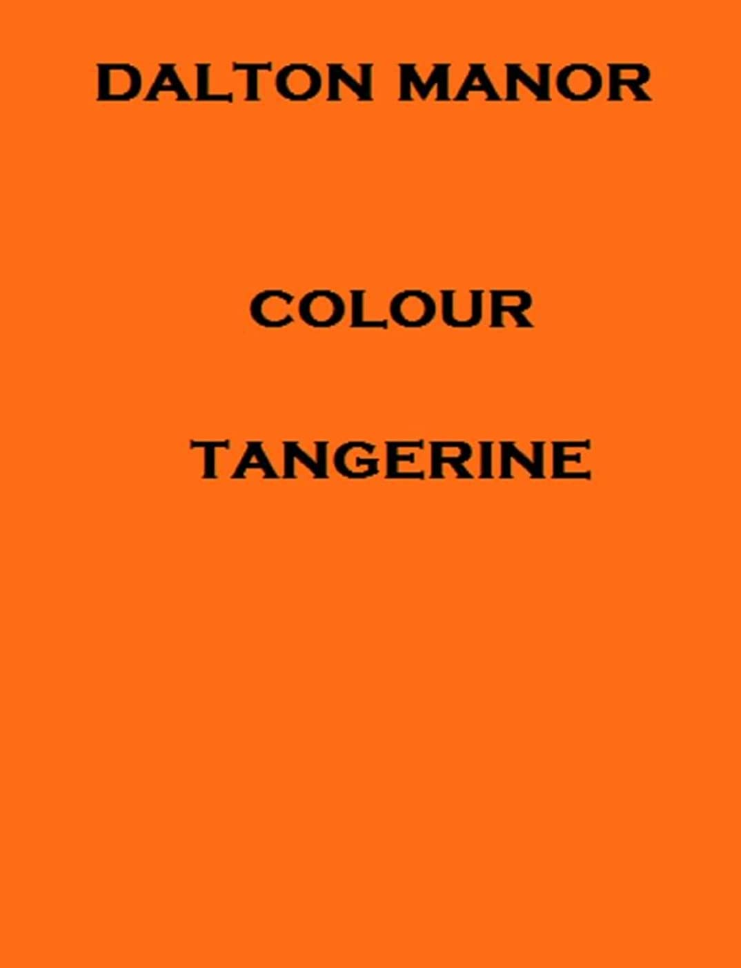 Dalton Manor A4 Coloured Card 250 Sheet Pack 160gm Supplied in a Weston Clear Craft Storage Box - Tangerine 160gm