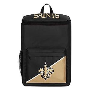 FOCO New Orleans Saints NFL Cooler Backpack