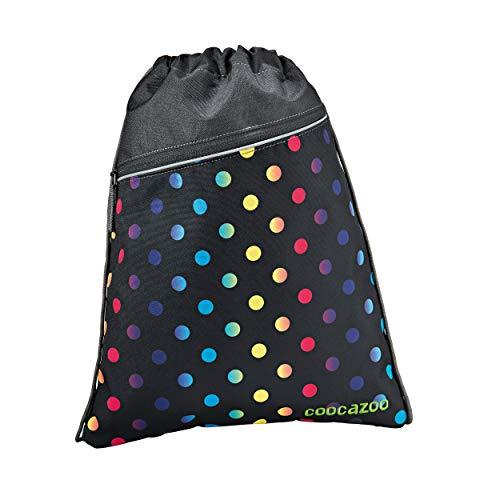 Coocazoo RocketPocket Sportbeutel Magic Polka Colorful