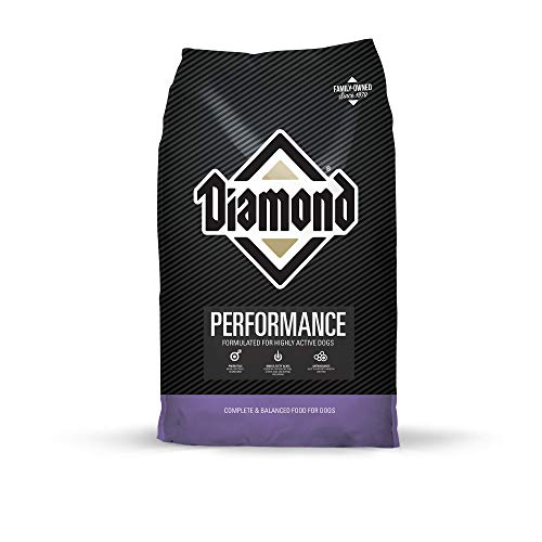 Diamond Performance Recipe with Meat First, High Protein, Grains and No Peas, Lentils, Chickpeas, Potatoes, or Sweet Potatoes