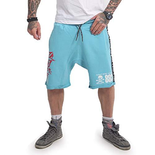 Yakuza Herren Track Tape Sweat Shorts