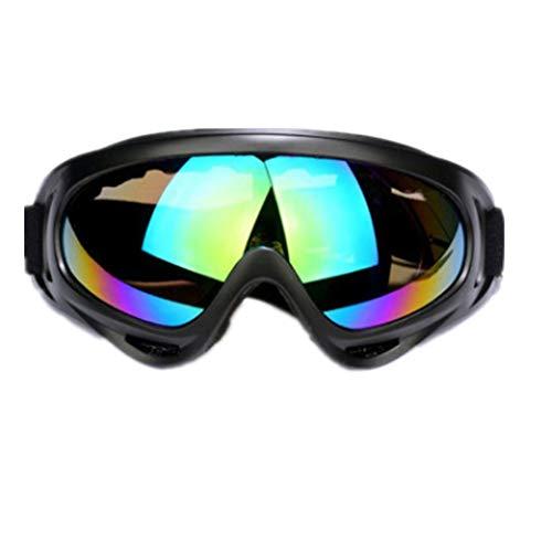 Shiratori Outdoor Goggles Ride Motorcycle Sport Goggles UV400 Windproof Sand Tactics Equipment Skiing Glasses Multicolor