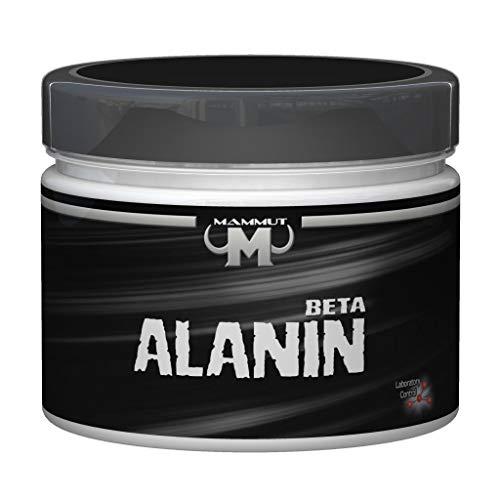 Mammut - Beta Alanin Pulver 300g Dose (2er Pack)