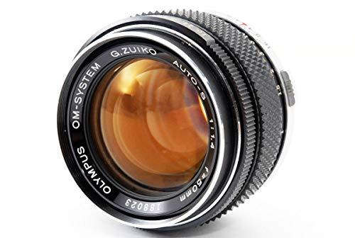 OLYMPUS OM MC ZUIKO AUTO-S 50mm F1.4