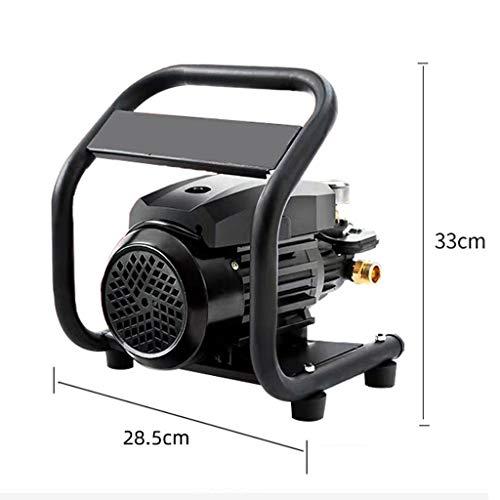 IMBM Auto-Waschmaschine Hochdruckwasserpumpe 220v Waschmaschine Gewerbe Haushalt High Power Wasserpistole Tragbare Leistungsstarke Auto-Waschmaschine