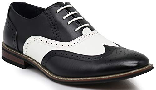 Top 10 best selling list for black white dress shoes