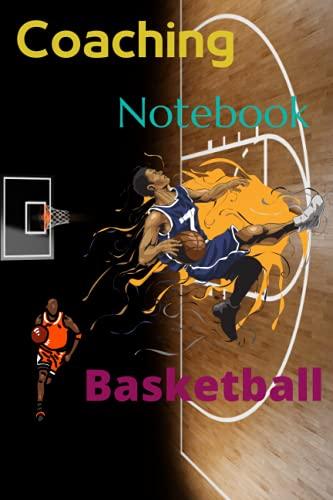 Coaching Notebook Basketball: Organizer Street Practice Equipmen Baseball