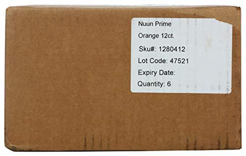 Nuun, Drink Mix Caffeine Orange Prime, 0.5 Ounce, 12 Pack