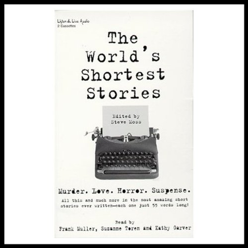 The World's Shortest Stories cover art