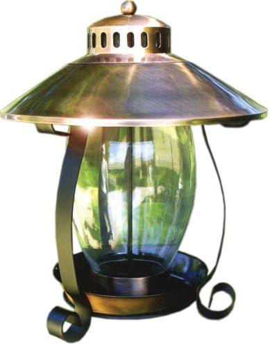 Woodlink Copper Finish Lantern Super beauty product restock quality top Ranking TOP10 COPLANTERN Model Feeder